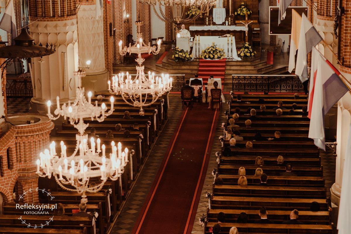 Zdjęcie Kościoła z lotu ptaka