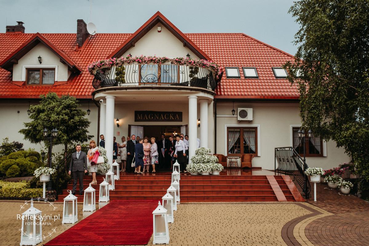Sala Magnacka w Nieporęcie