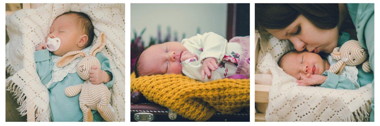 Aniela – sesja noworodkowa