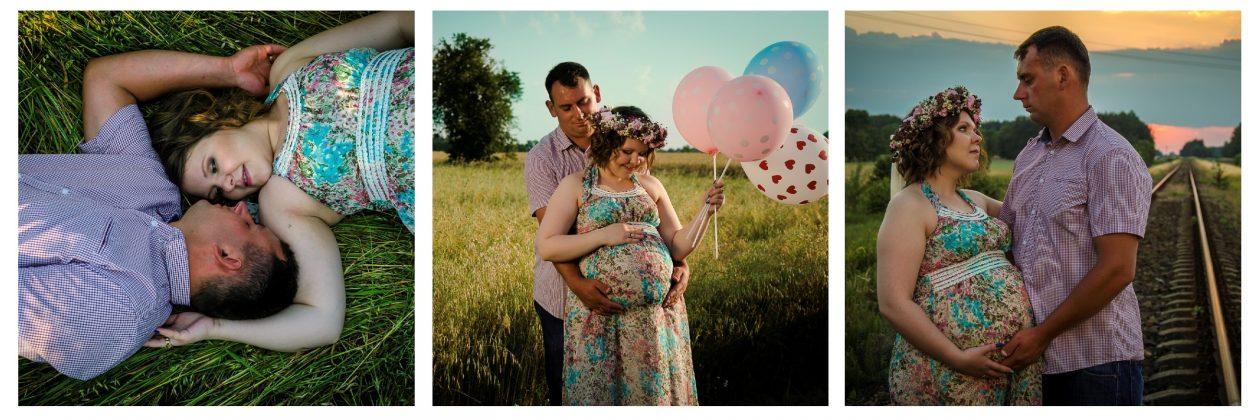 Kasia i Daniel – pierwsza sesja ciążowa