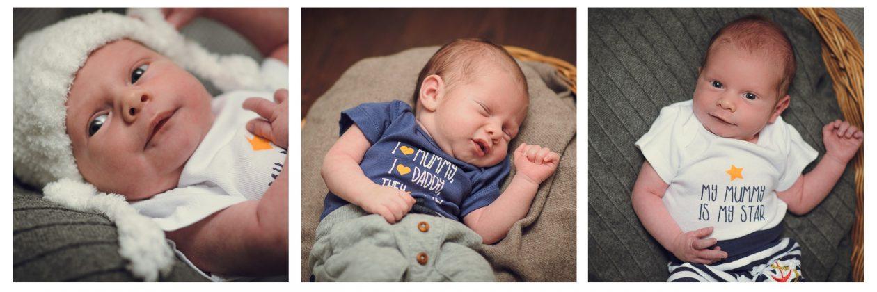 Krzyś 14 dni – sesja noworodkowa