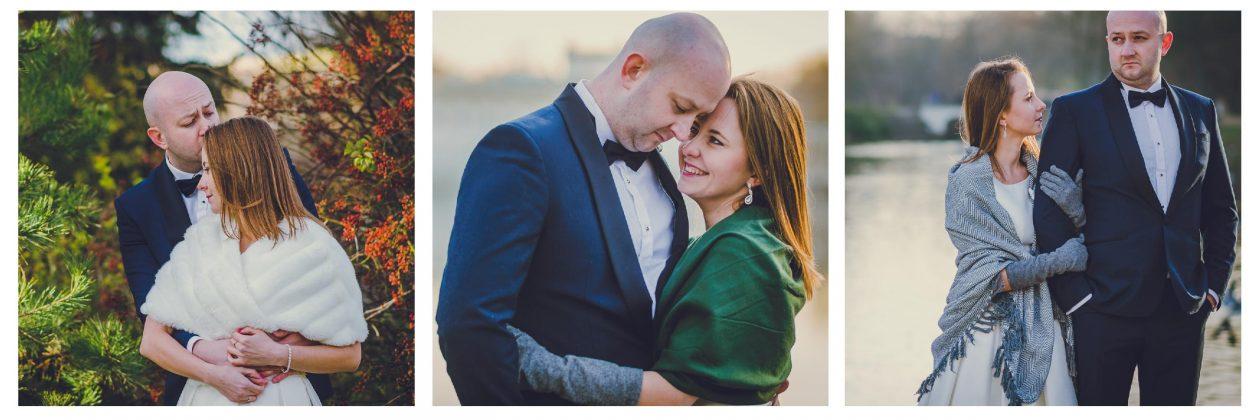 Kasia i Tomek – sesja ślubna 26.11.2017
