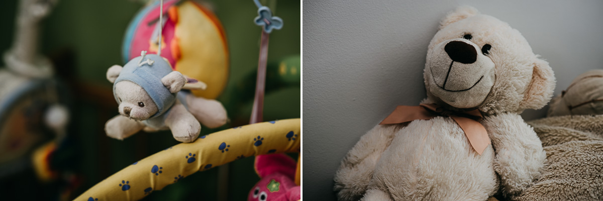 Zabawki dziecka