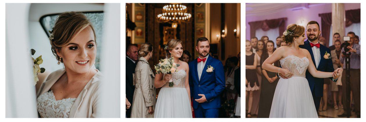 Reportaż ślubny Ewelina i Piotr Legionowo