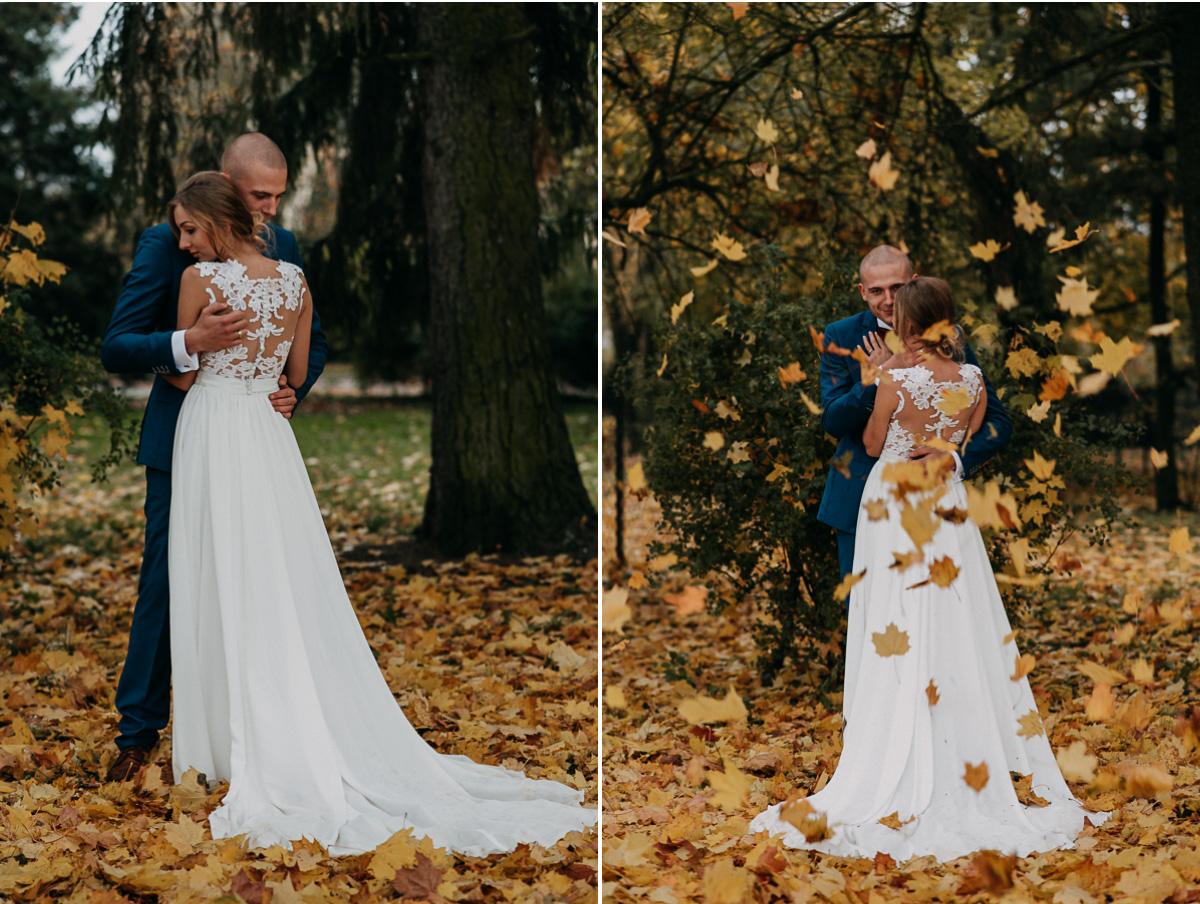 Sesja ślubna Karina i Mateusz Lubiejewo