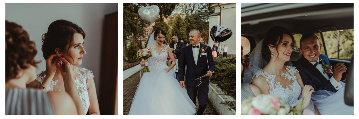 Reportaż Ślubny Anna i Łukasz Ostrow Mazowiecka