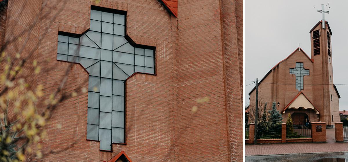 Kościół w Ostrowi