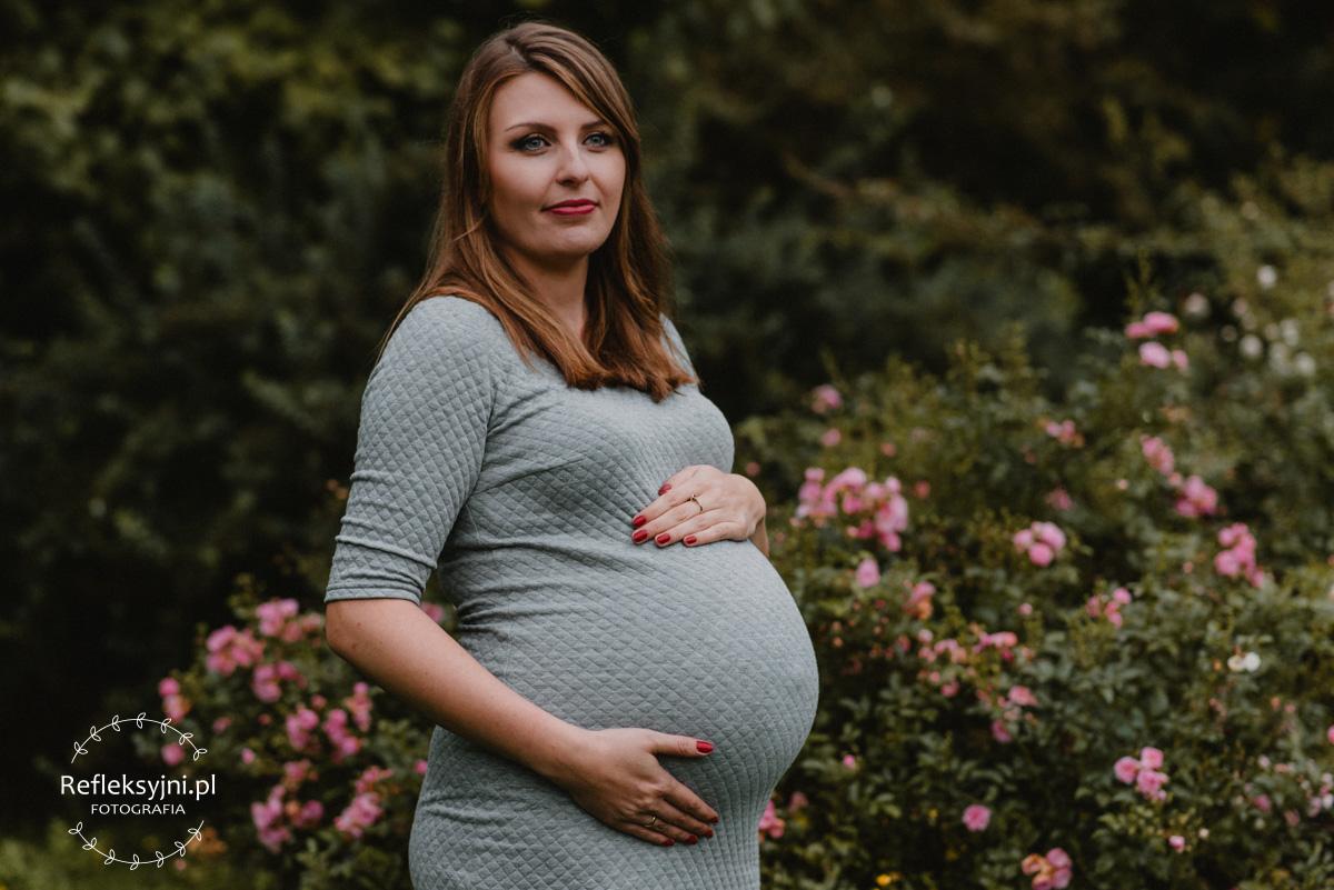 Zdjęcia ciążowe zbliżenie