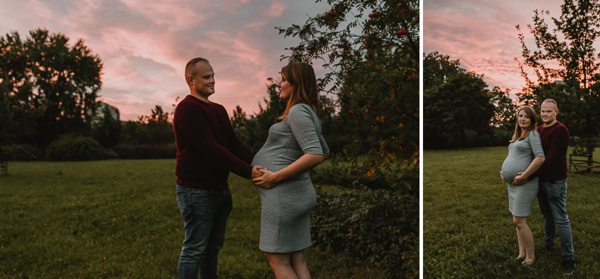 Sesja zdjęciowa ciążowa Warszawa