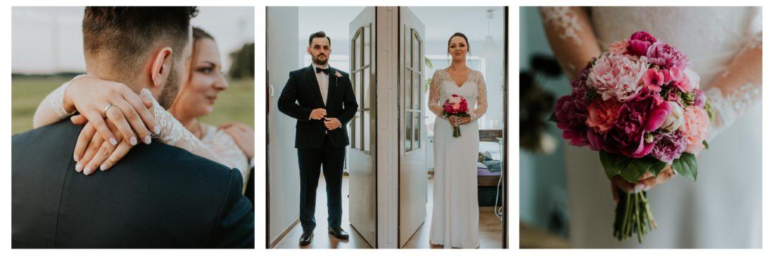 Reportaż ślubny Paulina i Adam Ostrołęka