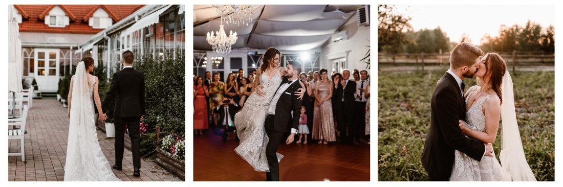 Stylowy ślub Justyna i Jakub