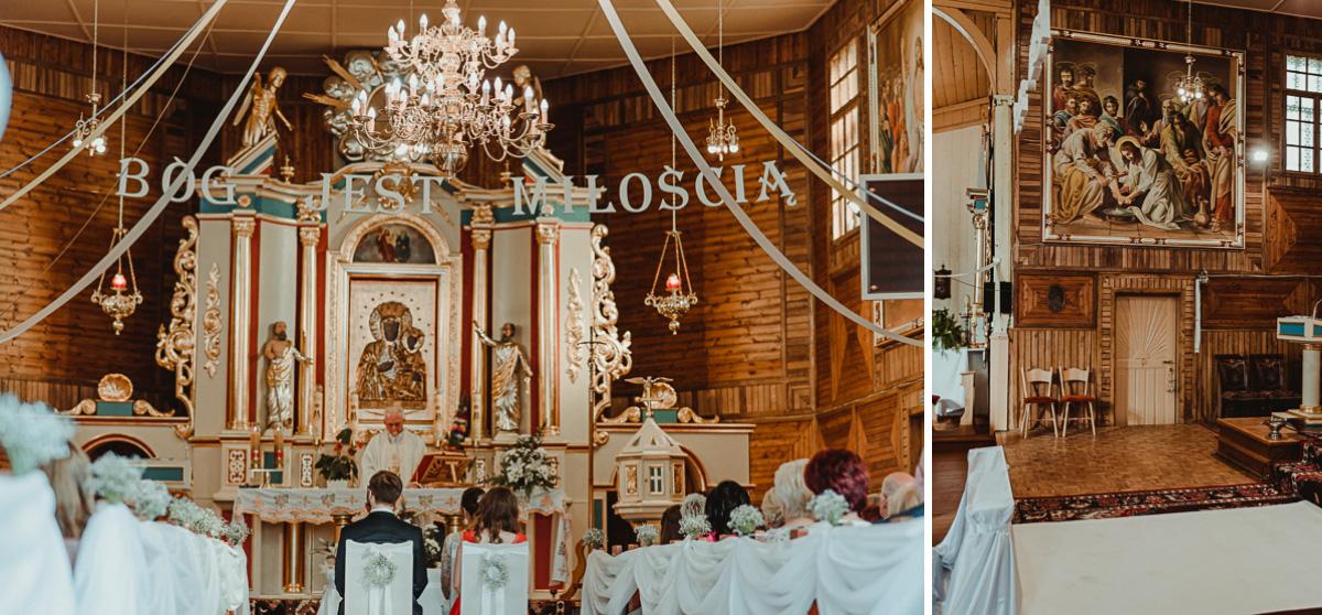 Napis i obraz w Kościele