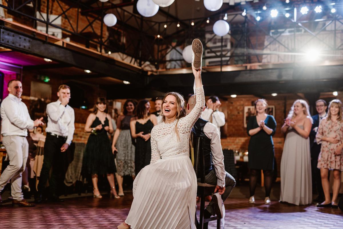 Oczepiny i alternatywne zabawy weselne