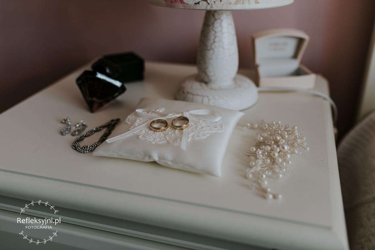 Obrączki i dodatki ślubne