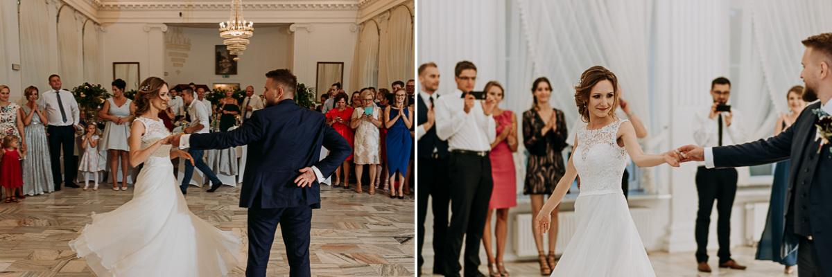 Pierwszy taniec Państwa Młodych