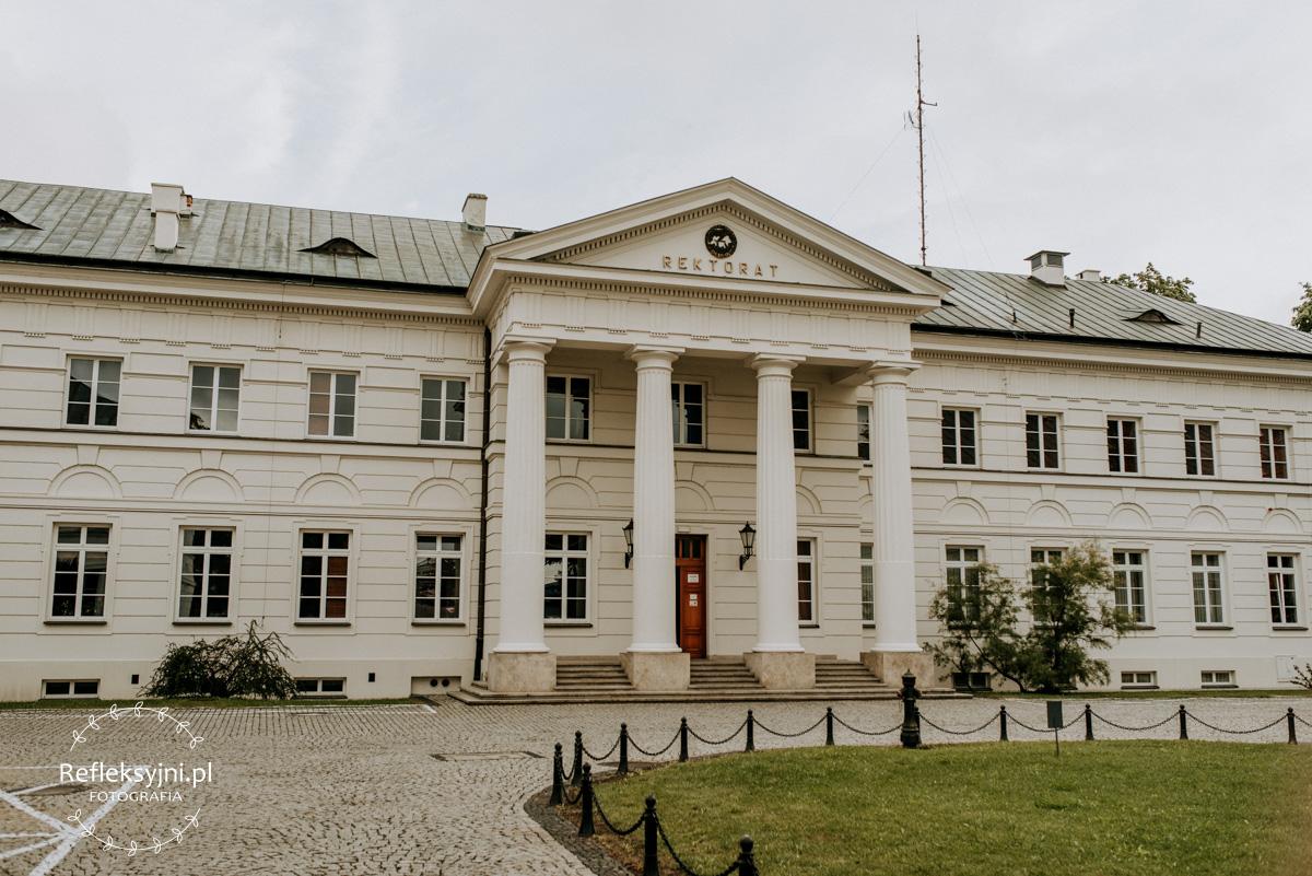 Pałac Mniszchów Jabłonowskich Dęblin