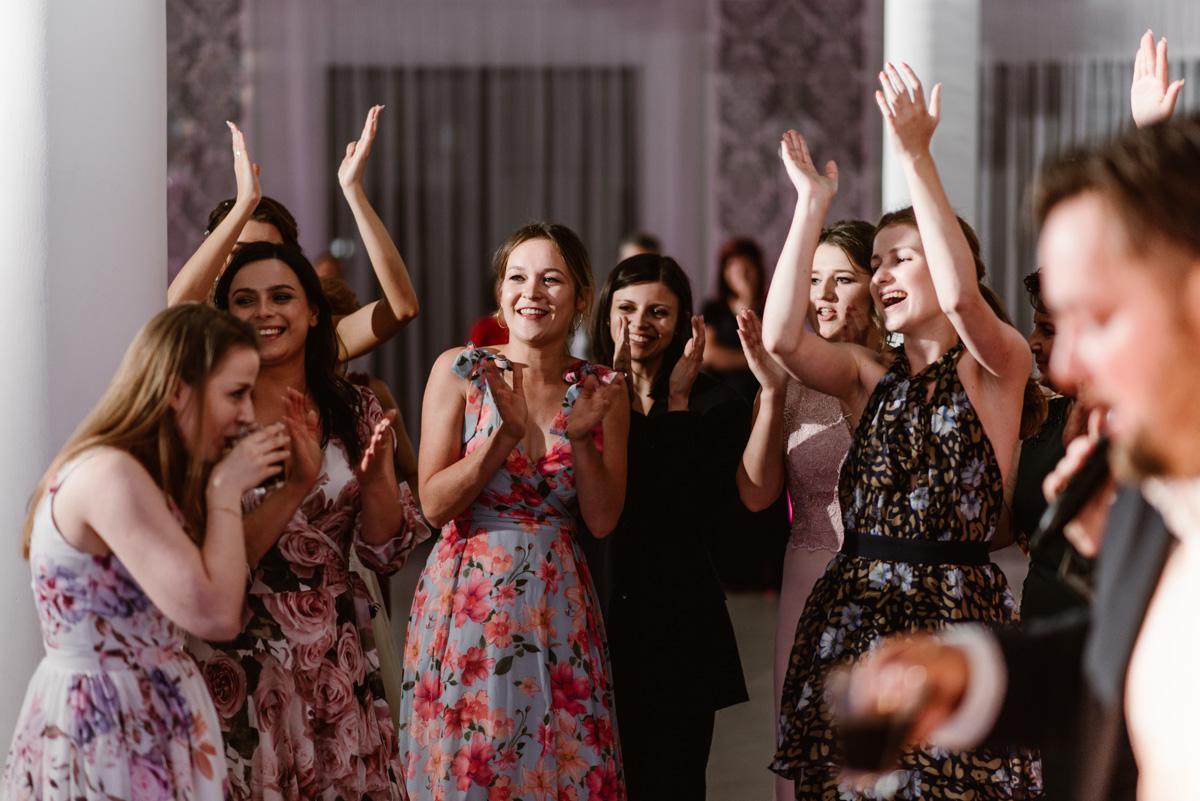 Zabawa weselna i oczepiny