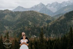 Para Młoda na Rusinowej Polanie
