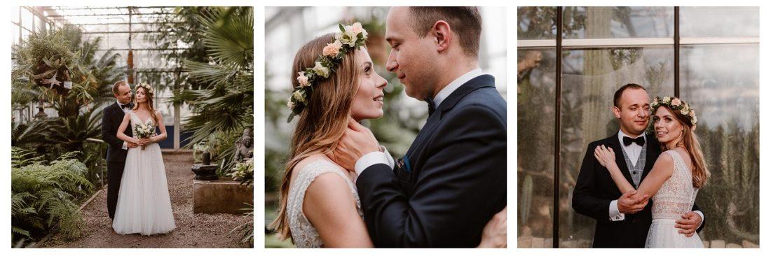 Sesja ślubna Magda i Mariusz