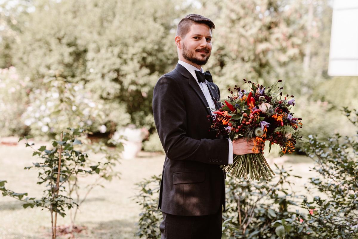 First Look fotograf na ślub