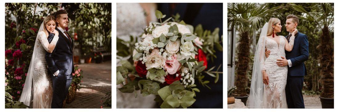 Aneta i Przemek plenerowa sesja ślubna