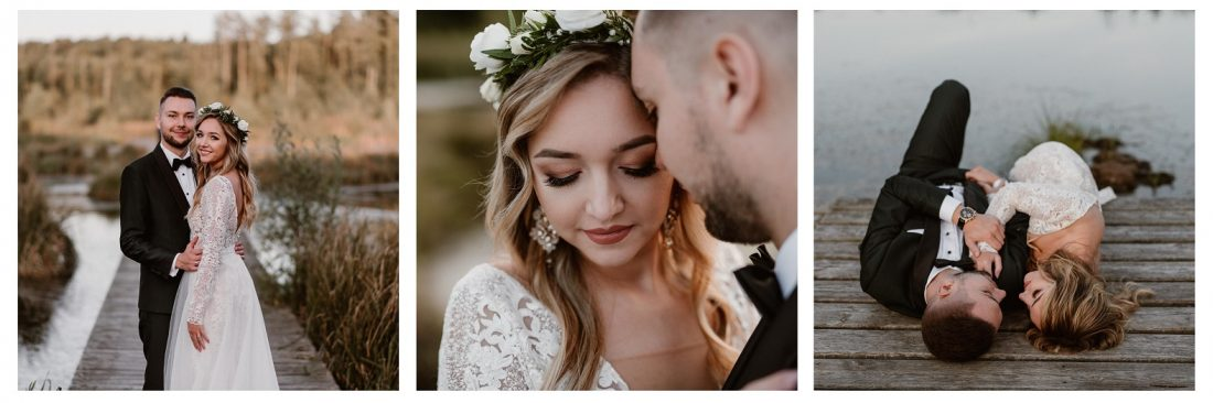 Sesja ślubna Klaudia i Adam Wyżary